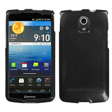 For AT&T Pantech Discover P9090 HARD Case Snap On Phone Cover Carbon Fiber