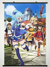 KonoSuba God's Blessing on This Wonderful World 40x60cm wall Scroll poster