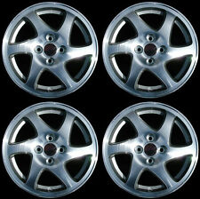 "New Set of 4 15"" Alloy Wheels Rims for Acura Integra GSR Honda Civic Del Sol CRX"