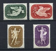31761) HUNGARY 1940 MNH** Arts 4v. Scott# B126/30