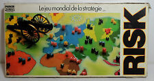 PARKER VTG RISK LE JEU MONDIAL DE LA STRATEGIE FRENCH BOARD GAME 95% COMPLETE