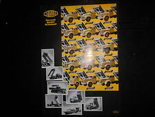 Prospekt Sales Brochure Meiller Kipper Mercedes Ford Opel M.A.N Car   автомобиль
