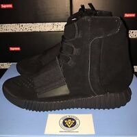 Adidas Yeezy Boost 750 Black Size 8 - 15 With Receipt DS Kanye West BB1839