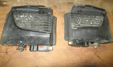 MAZDA RX8 PAIR OF OIL COOLERS RADIATORS LEFT & RIGHT