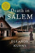 Eleanor Kuhns - Death In Salem (2015) - Used - Trade Cloth (Hardcover)