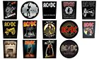 AC/DC Sew On Back Patch/Patches NEW OFFICIAL. Choice of 14 designs