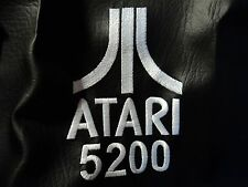 ATARI 5200 Console Dust Cover  New Custom Made and Embroidered