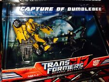 Transformers Movie 2007 Screen Battles Capture Of Bumblebee Sealed New