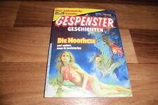 GESPENSTER GESCHICHTEN Taschenbuch  # 63 -- die MOORHEXE  // 1988