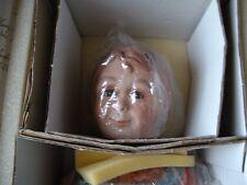 """Artist International 20"""" Porcelain Doll Brad Boy By Wendy Crawford & Barbara M"""