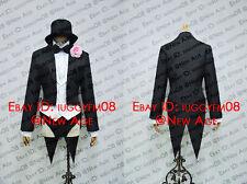 DC Comics Universe Zatanna Zatara Cosplay Costume Hat Shirt Swallow-Tailed Coat