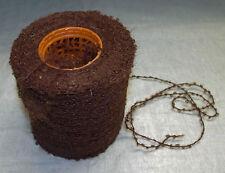 Mohair wool  loop knitting yarn 425g cone dk warm brown