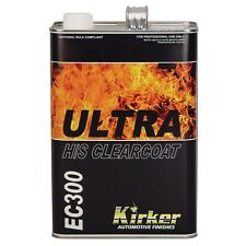 Kirker ULTRA High-Solids Clearcoat, Gallon, Made in USA #KP-EC300
