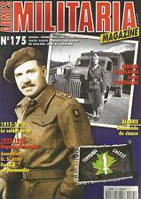 MILITARIA N°175 15-18 SOLDAT BELGE / 35-45 DAGUES ALLEMANDES /AUMONIERS U.S ARMY