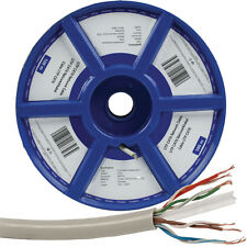 25M CAT6 FTP/STP Stranded Cable Reel-Quality Shielded CCA-Ethernet Network RJ45