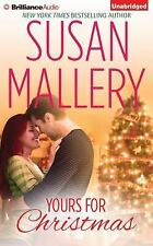 Fool's Gold: Yours for Christmas by Susan Mallery (2015, MP3 CD, Unabridged)