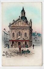 THE OLD TRADES HALL, HIGH STREET, DUNDEE: Angus postcard by Cynicus (C11781)