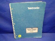 TEKTRONIX 468 DIGITAL STORAGE OSCILLOSCOPE SERVICE MANUAL VOLUME 1