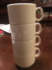 Sant Andrea Stack Of 4 Cappuccino Cups