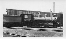 5A835 RP 1935 CN CANADIAN NATIONAL RAILROAD ENGINE #648 STRATFORD ON