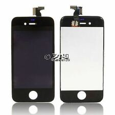 Genuine New LCD Touch Screen Replacement Apple iPhone 4S Black + frame