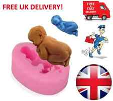 Silicone Mould 3D Sleeping Baby Shower Cake Topper Modelling Tools - UK