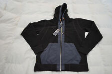 Authentic G-Star Raw Mens HALO ART HOODED VEST SWEAT L/S Hoody Size XL