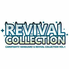 Cardfight Vanguard Cards: Revival Collection G-RC01 Sealed Booster Box: 10 Packs