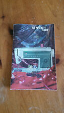 Singer Sewing Machine Manual (photocopy) Model 509  Sent Via Email
