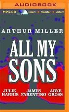 All My Sons by Arthur Miller (2016, MP3 CD, Unabridged) (FREE 2DAY SHIP)