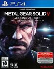 Metal Gear Solid V: Ground Zeroes  (Sony PlayStation 4, 2014) Brand NEW!!