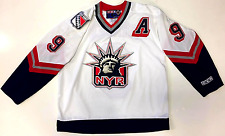 "ADAM GRAVES ORIGINAL CCM NEW YORK RANGERS 1998 ""LIBERTY"" JERSEY SIZE XL"
