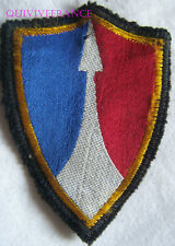 IN7637 - PATCH 2° CORPS D'ARMEE