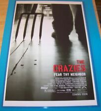 The Crazies 11X17 Movie Poster