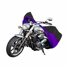 XXL Waterproof Motorcycle Cover For Honda Shadow Rebel 750 1100 VTX VT 1300 1800