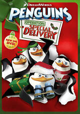 Penguins of Madagascar: Operation: Special Delivery (DVD, 2014)