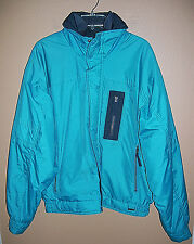 Edelweiss - Ski Jacket w/ Zip Out Lining - Mens Size M - Turquoise
