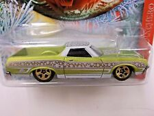 Hot Wheels 2011 Holiday Hot Rods '72 Ford Ranchero in Green
