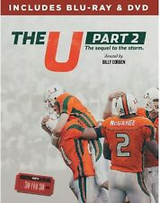 Espn Films 30 For 30: The U Part 2 (2015, REGION 1 DVD New)