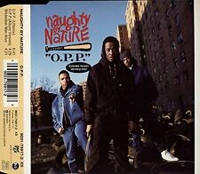 Naughty by Nature O.p.p. (Ultamix, 1991) [Maxi-CD]