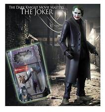 "DC Comics BATMAN DARK KNIGHT Movie Masters JOKER 6"" toy figure NICE, VERY RARE"