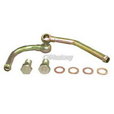 CXRacing Banjo Fitting + Water line for TD05 16G 20G Turbo Charger