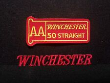 WINCHESTER FIREARMS AA Shooting Patch 50 straight Ammunition Lever Action