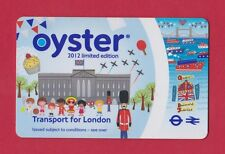 Limited edition 2012 London Olympics Oyster travel card-SOUVENIR ,NOT FOR TRAVEL