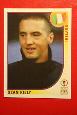 PANINI KOREA JAPAN 2002 # 366 IRELAND KIELY WITH BLACK BACK MINT!!!