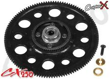 CopterX CX250-05-01 Main Gear Set With Oneway Bearing Align T-rex Trex 250 PRO