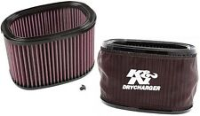K&N Air Filter with PreCharger 2008-2015 Kawasaki KVF750 Brute Force  / KA-7408