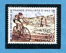 SPRINT '71 - PANINI - Figurina-Sticker - FRANCOBOLLO n. 57a - MONACO - Rec