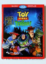 Toy Story of Terror! Small Fry Hawaiian Vacation Partysaurus Rex Blu-ray Digital