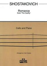 Shostakovich: Romance from the Gadfly Op.97 (Cello & Pian... F628